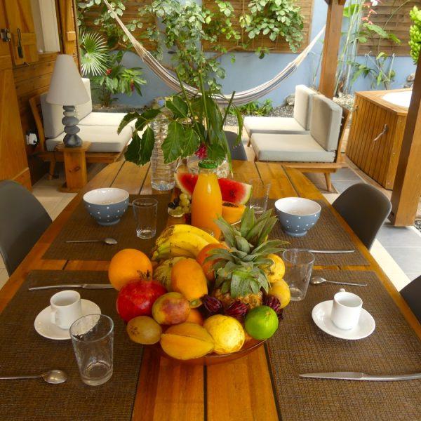 35 petit dejeune et fruit